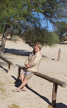 The Kgalagadi experience